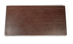 Van Leer Van Stever Bloom Resistant Semi Sweet Dark Chocolate Block CHD-BL-6170201-033