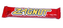 Hershey Chocolate Zagnut Candy Bar 1.75 oz