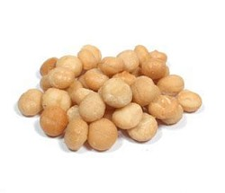 Weaver Nut Whole Macadamia Nuts Roasted Unsalted Style 1 Small Pack