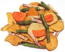 Weaver Nut Vegetable Chip Small Pack