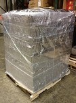 Foil Insulated Pallet Wrap